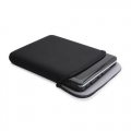 Kensington Reversible Sleeve for Netbooks or iPads (Black/Gray)